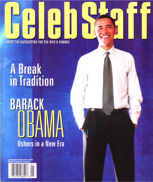Celeb Staff 01/2009
