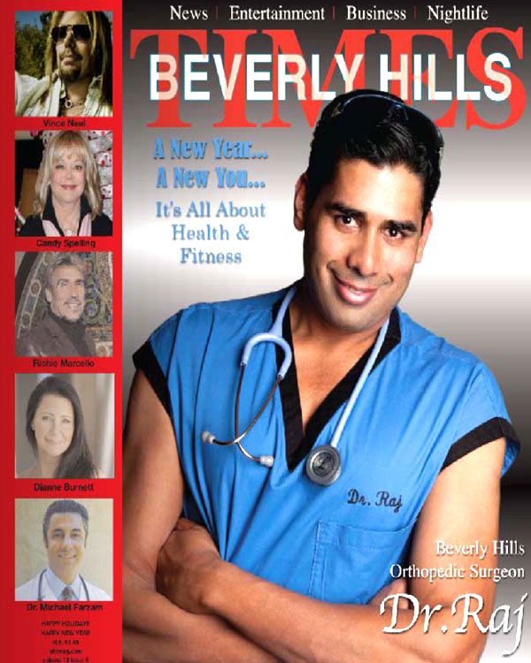 Beverly Hills Times 1/2011