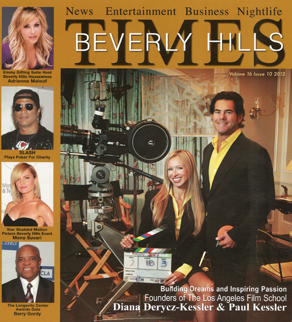 Beverly Hills Times 10/2012