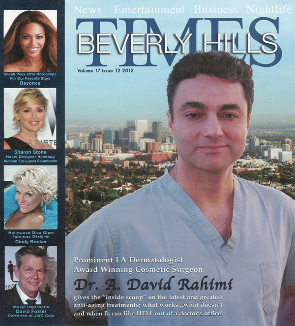 Beverly Hills Times 12/2012